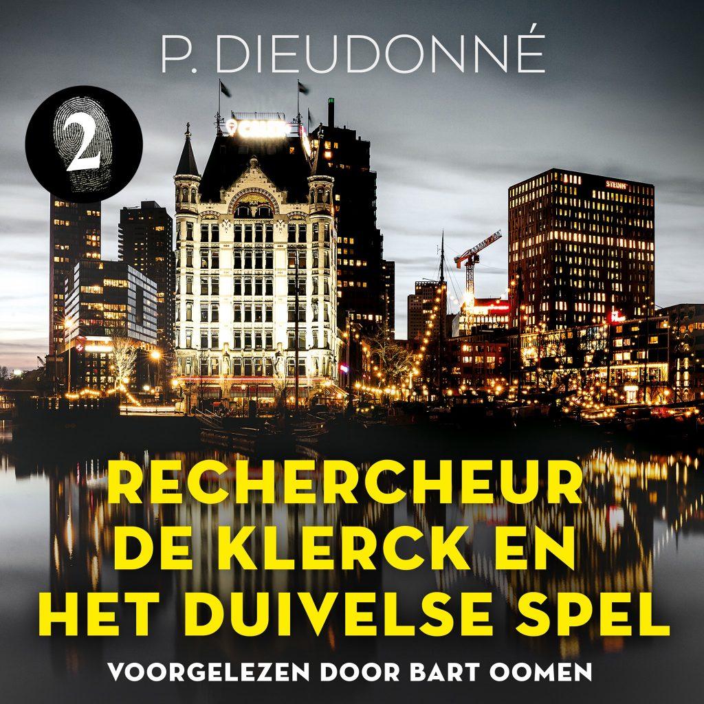 Rechercheur De Klerck En Het Duivelse Spel audiobook